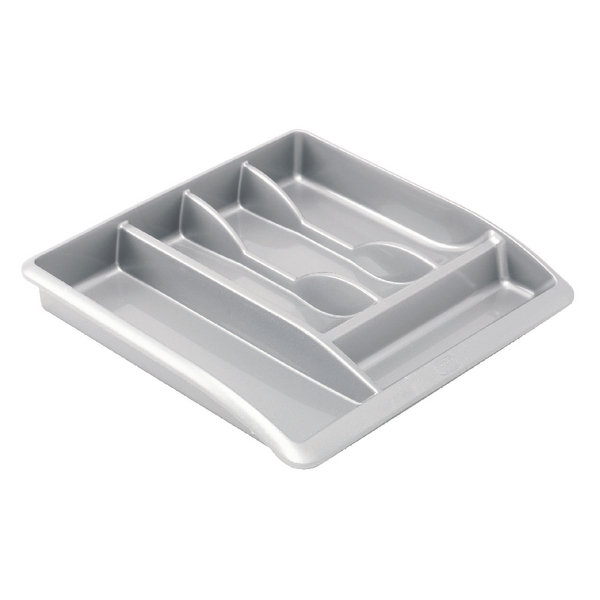 Addis Metallic Cutlery Tray 510855