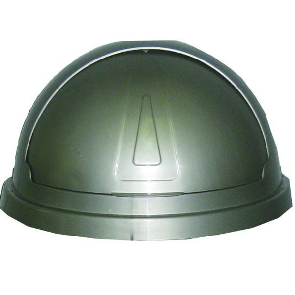 Addis Bullet Bin 50L Lid Silver 507826