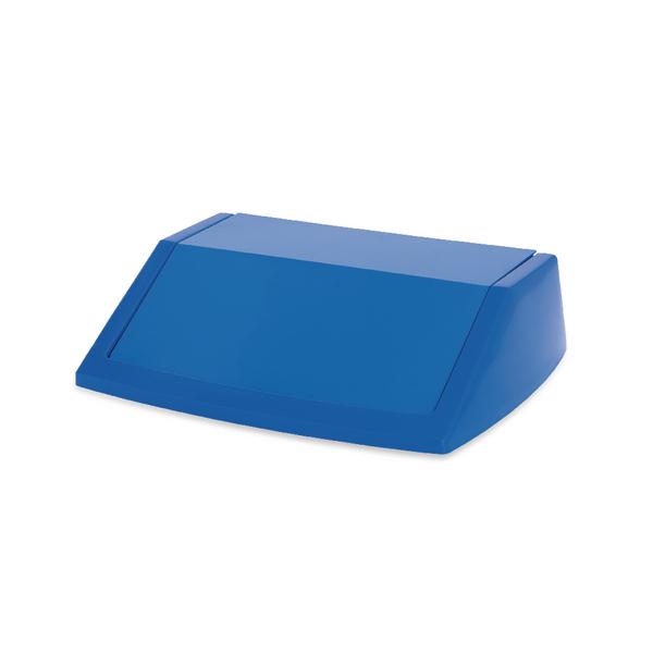 Addis Blue 54 Litre Fliptop Bin Lid 512570