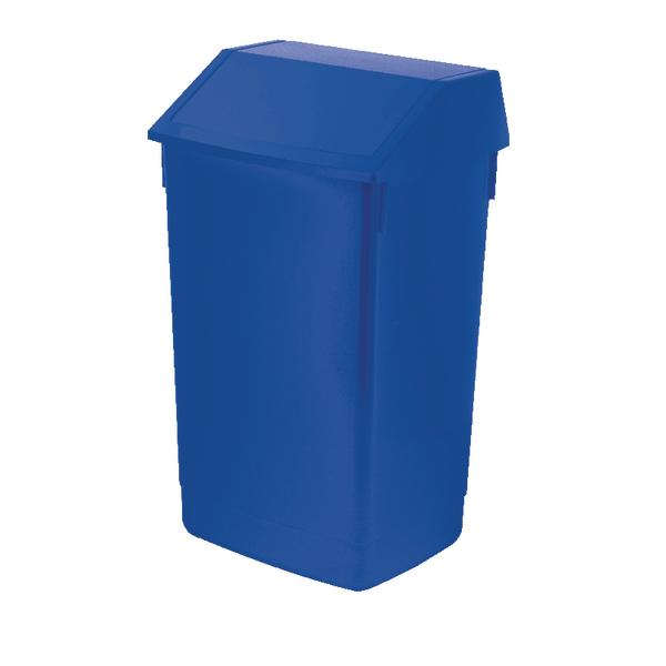 Addis 60 Litre Fliptop Bin Blue
