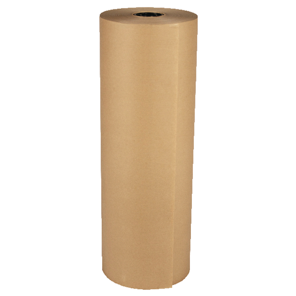 Kraft Paper Roll 500mmx300m 70gsm Brown 70015