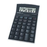 Aurora Desktop Calculator 12-digit Black DT930P