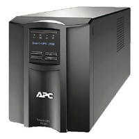 APC Smart-UPC 1500VA LCD Uninterruptible Power Supply Tower SMT1500I