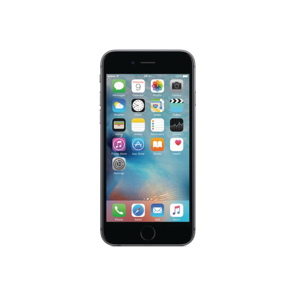 Apple iPhone 6S CPO 16GB Space Grey REV03011010205150003