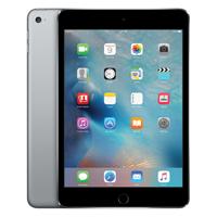 Apple iPad mini 4 Wi-Fi + 4G 16GB Space Grey (Pack of 1) MK862B/A