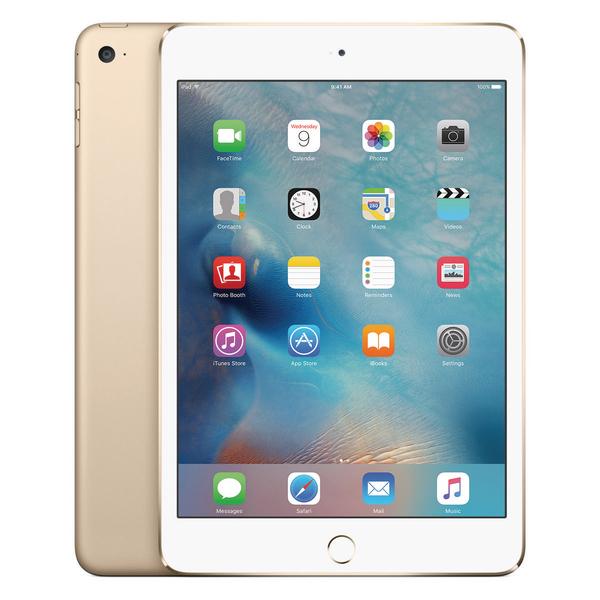 Apple 7.9inch iPad Mini 4 Wi-Fi + 4G 128GB Gold MK8F2B/A