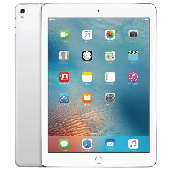 Apple 9.7 inch iPad Pro 256GB Wi-Fi Silver MLN02B/A