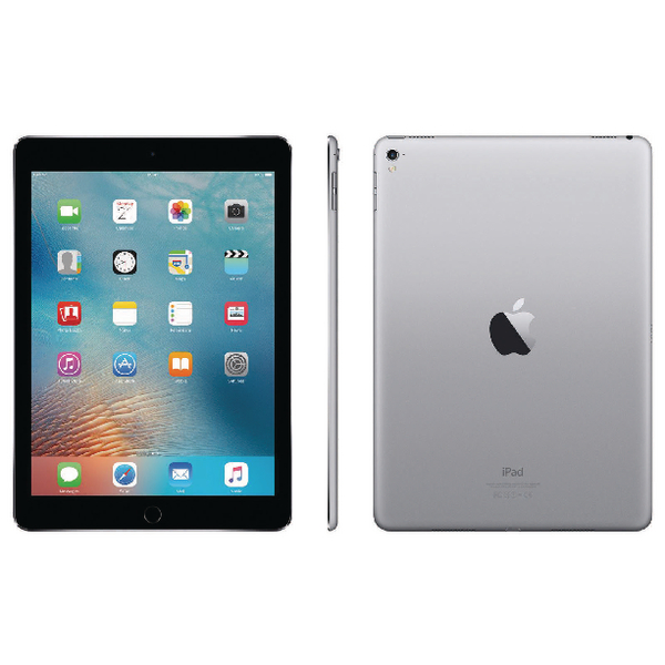 Apple iPad Pro 9.7 inch 256GB Wi-Fi and 4G Space Grey MLQ62B/A