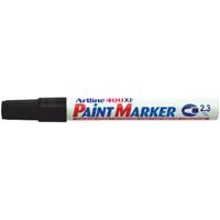 Artline 400 Paint Marker Medium Bullet Tip Black (Pack of 12) Buy 1 Get 1 Free