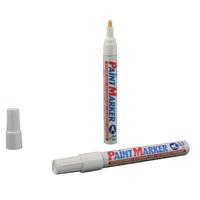 Artline 400 Paint Marker Medium Bullet Tip White (Pack of 12) Buy 1 Get 1 Free