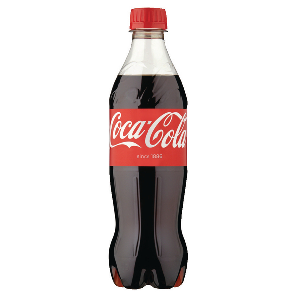 Coca-Cola 500ml Bottle (Pack 24 Pack) 100182