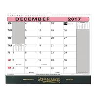Ataglance Flipover Wall Month View 2017