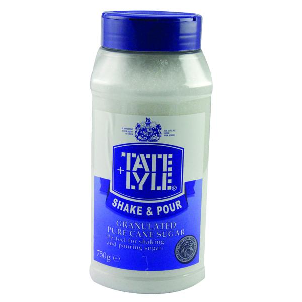 Tate & Lyle White Shake & Pour Sugar Dispenser 750g A03907