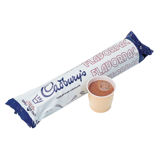 Image for Cadbury Autocup Drinking Chocolate (Pack of 25) A04256
