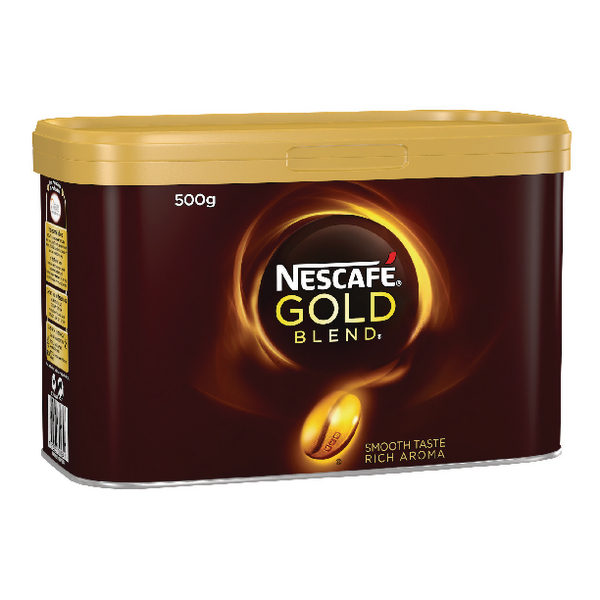 Nescafé Gold Blend Instant Coffee 500g (Pack of 1) 12284101