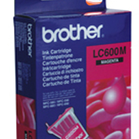 Brother MFC-890 Magenta Inkjet Cartridge (Pack of 1) LC600M