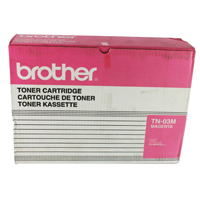 Brother HL-2600 Magenta Laser Toner Cartridge (Pack of 1) TN03M