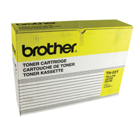 Brother HL-2600CN Yellow Laser Toner Cartridge (Pack of 1) TN03Y