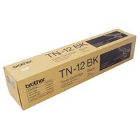 Brother HL-4200CN Black Laser Toner Cartridge (Pack of 1) TN12BK