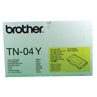 Brother HL-2700CN Toner Cartridge Yellow TN04Y