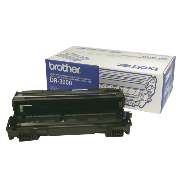 Brother Laser Printer Drum Unit (Pack of 1) DR3000