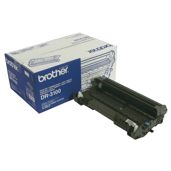 Brother HL-5240 Laser Printer Drum Unit (Pack of 1) DR3100