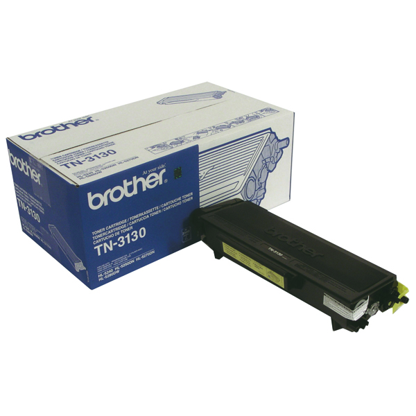 Brother HL-5240 Black Laser Toner Cartridge (Pack of 1) TN3130