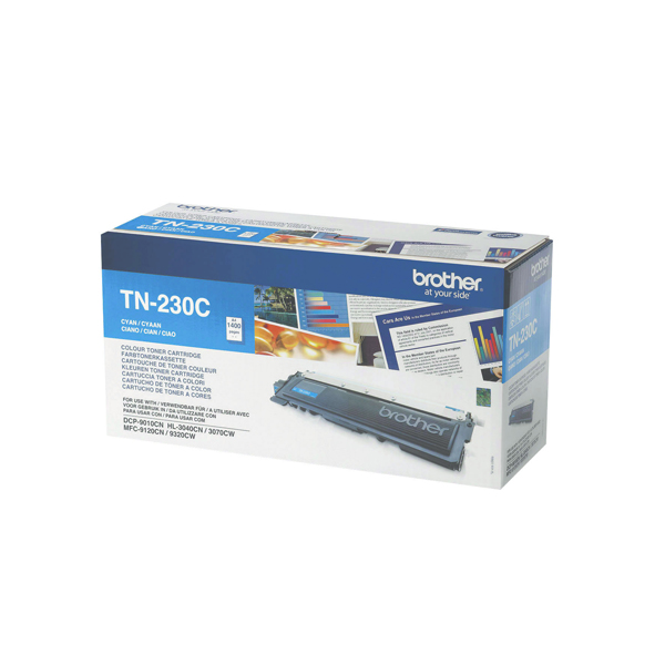 Brother MFC9120/9320 Laser Toner Cartridge Cyan (Pack of 1) TN230C