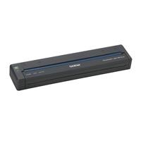 Brother PJ-662 A4 Portable Printer Bluetooth Black (Pack of 1) PJ662Z1