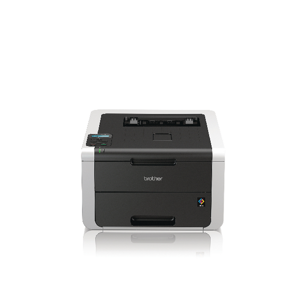 Brother HL-3170CDW Colour Laser Printer Duplex Wireless Black HL3170CDW
