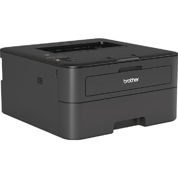 Brother HL-L2340DW Compact Mono Laser Printer Wireless Black (Pack of 1) HLL2340DWZU1