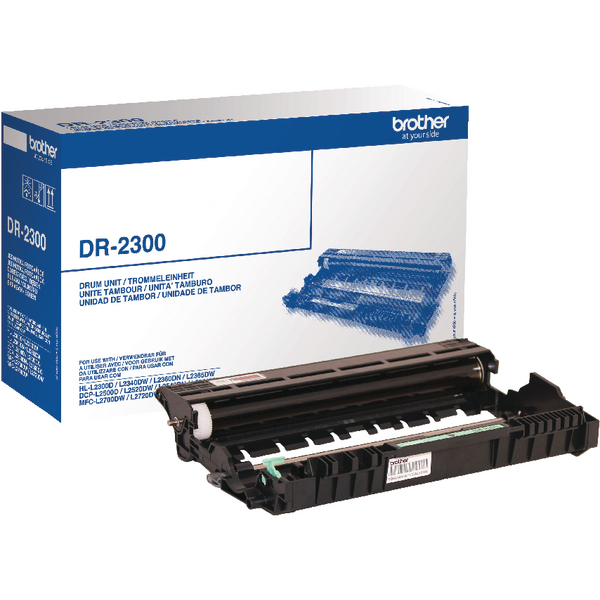 Brother Drum Unit for L2000 Series Printers DR2300