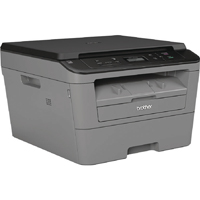 Brother DCP-L2500D Compact Mono Laser All-in-One Printer Duplex Grey DCPL2500DZU1