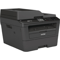 Brother MFC-L2740DW Mono Laser All-in-One Printer With Fax Wireless Black MFCL2740DWZU1