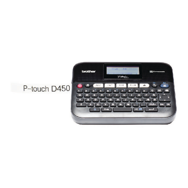 Brother P-Touch PT-D450VP Desktop Label Printer PTD450VPZU1