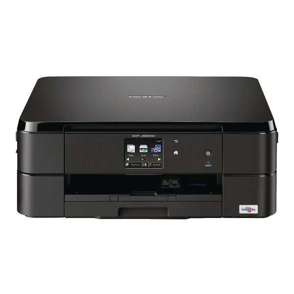 Image for Brother DCP-J562DW Inkjet All-In-One Printer DCP-J562DW