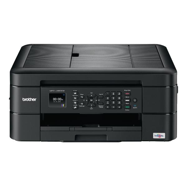 MFC-J480DW Inkjet All-in-One Printer
