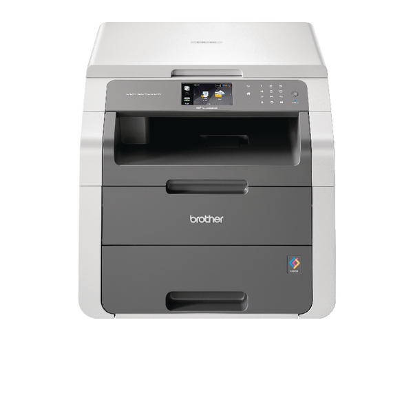 Brother DCP-9015CDW MFP Laser Printer