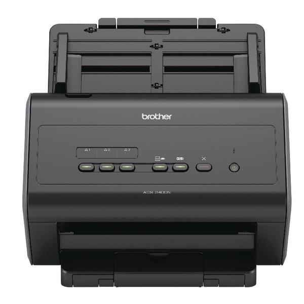Image for Brother ADS-2400N High Speed Desktop Scanner ADS2400NZU1