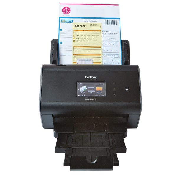 Brother ADS-2800W Touch Screen Scanner