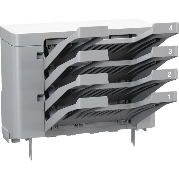 Brother 4 Bin Optional Grey Paper Output Mailbox MX4000