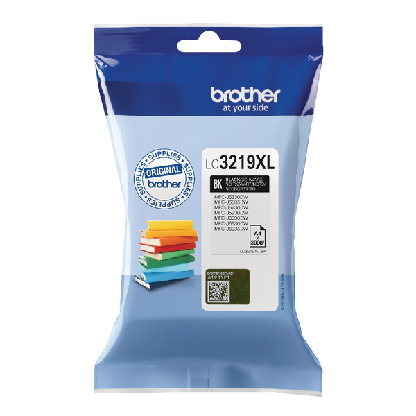 Brother Black LC3219XL Inkjet Cartridge