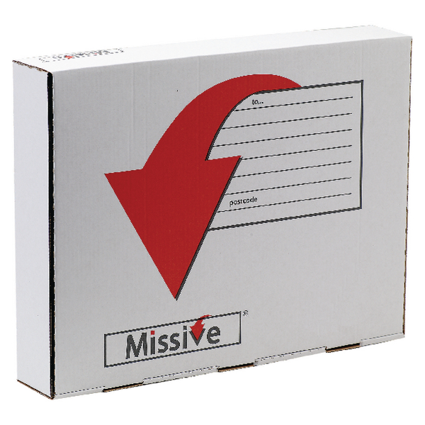 Missive Value Garment Mailing Box (Pack of 20) 7272104