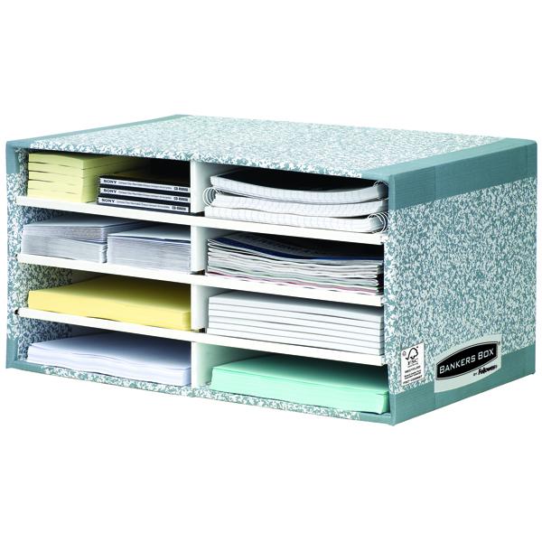 Bankers Box System Desktop Sorter (Pack of 5) 08750