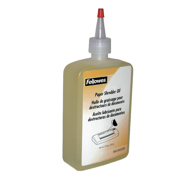Image for Fellowes Shredder Oil 355ml 35250
