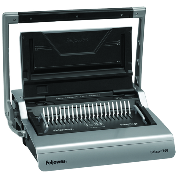 Image for Fellowes Galaxy Manual Comb Binding Machine 5622001
