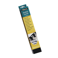 Fellowes Binding Comb 19mm White A4 Pack of 100 53474