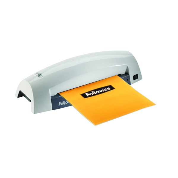 Fellowes White Lunar A4 Laminator 5715701