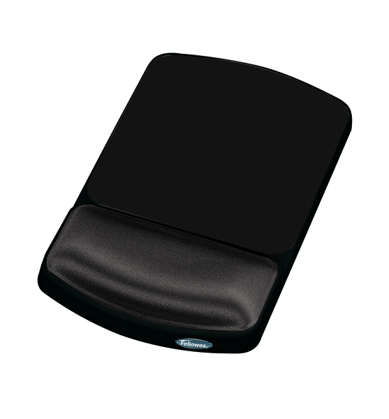 Fellowes Premium Gel Adjustable Mouse Pad/Wrist Support 9374001