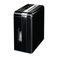 Fellowes Black DS-1200CS Cross-Cut Shredder (Pack of 1) 3409301